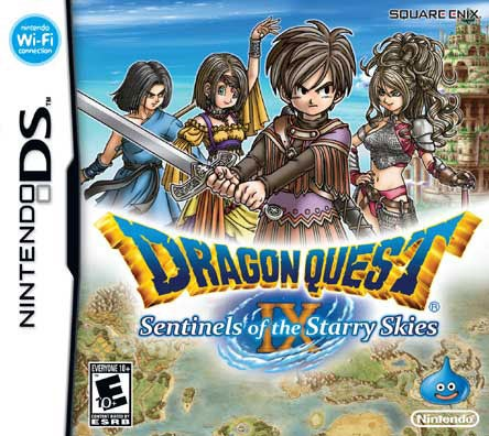 NinDS - Dragon Quest IX: Sentinels of the Starry Sky