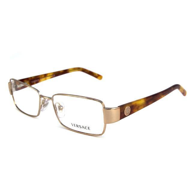 Versace VE1130 Womens Eyeglasses - 12923978 - Overstock ...