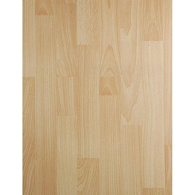 Classic Beech 8.3-mm Laminate Floor (20.01 SF)