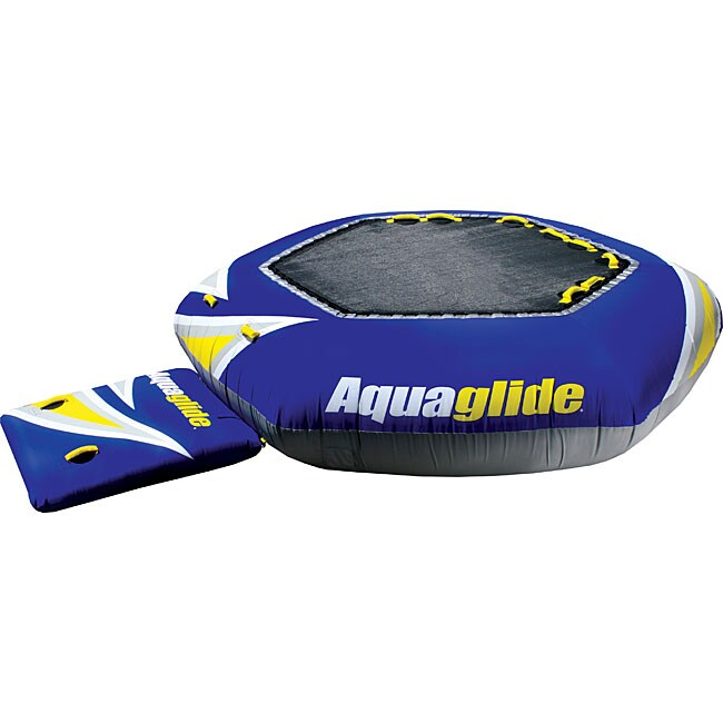 Aquaglide Takeoff Bouncer Infaltable Towable
