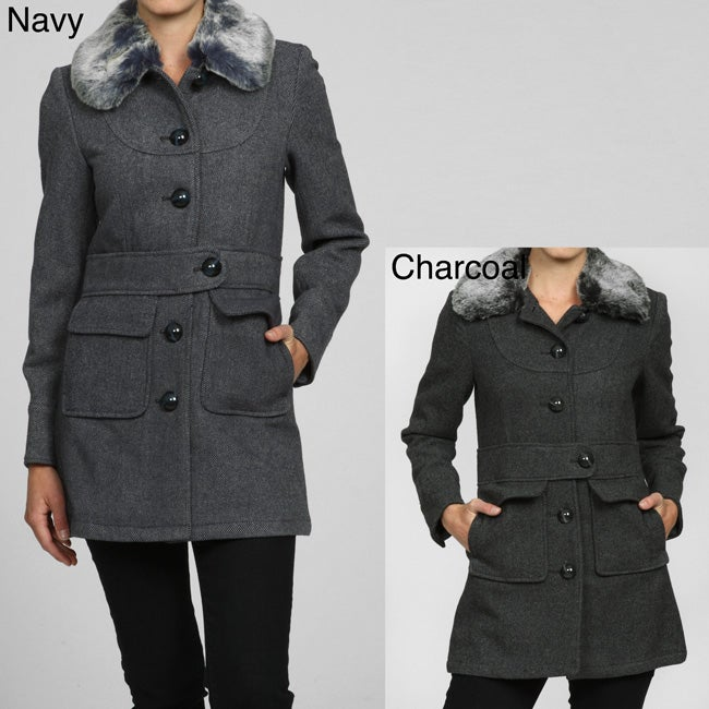 Buffalo Women's Twill Coat