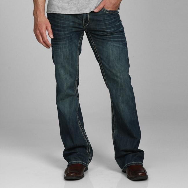 شلوار جین طرح لگ