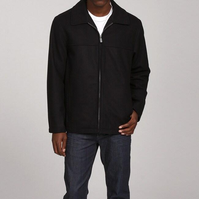 Dockers Men's Wool Blend Jacket