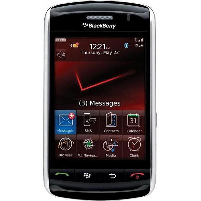 Blackberry Storm II 2 9520 GSM Unlocked Touchscreen Cell Phone (Refurbished)