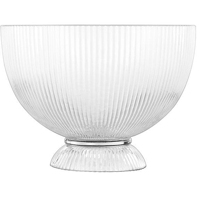 Libbey Glassware 8-quart Punch Bowl