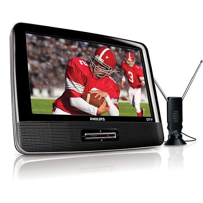 Philips PVD900 9-inch LCD Portable TV