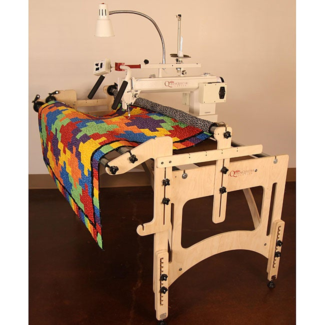 Queenquiltereighteen 18 Inch Long Arm Quilting Machine