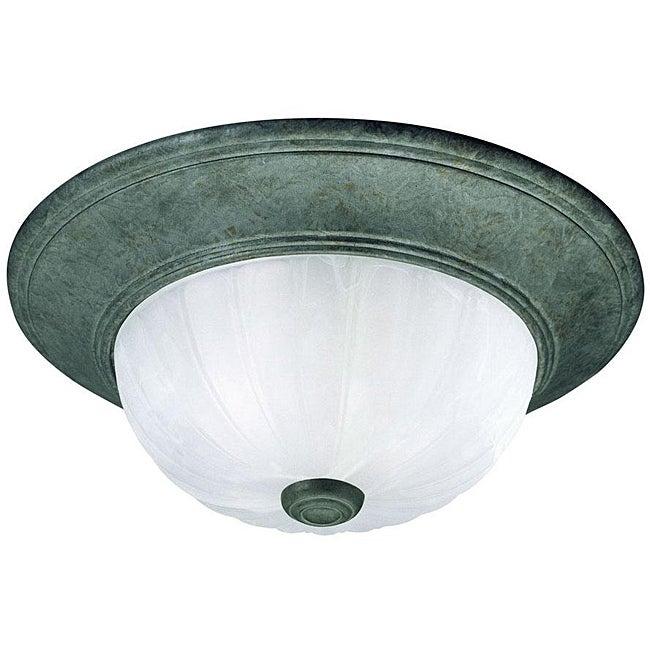 Savoy House Flush Mount 2-light Ceiling Light