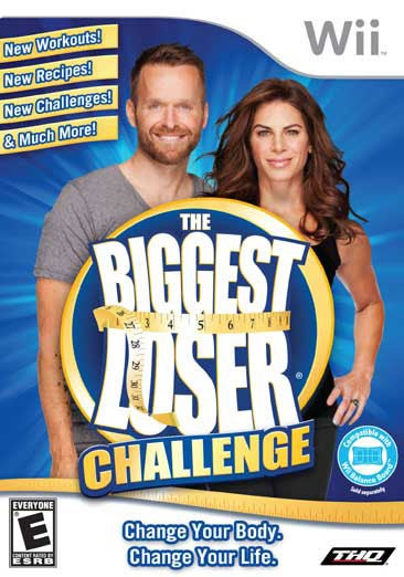 Wii - Biggest Loser: Challenge - By THQ