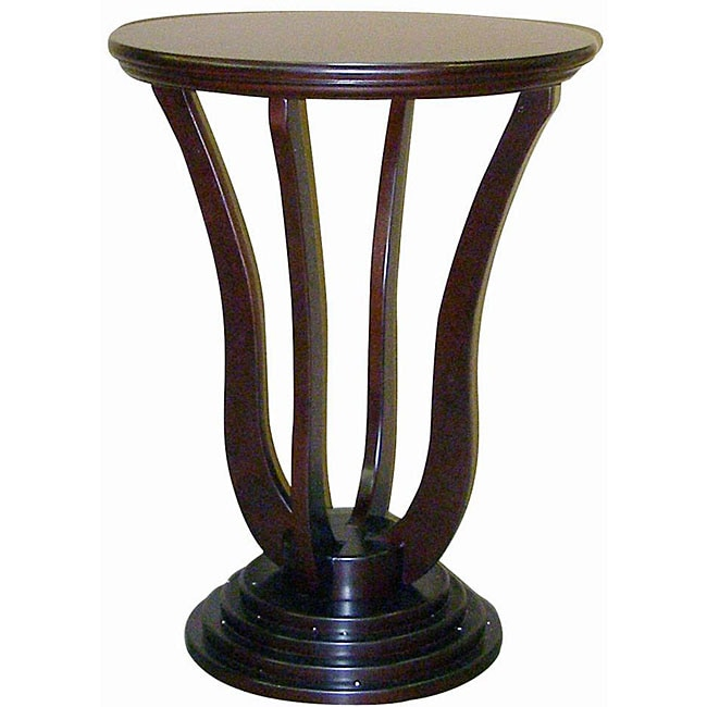 Dita Cherry Accent Table