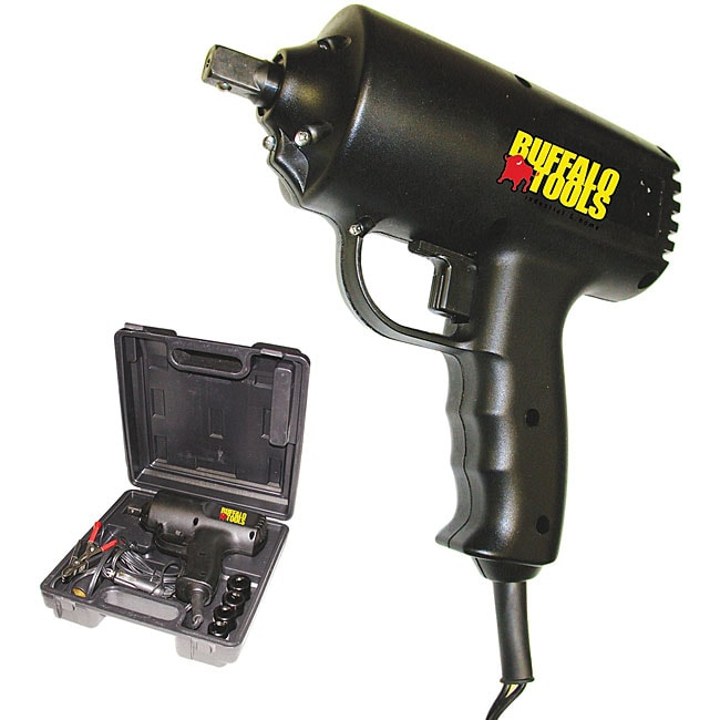 Buffalo Tools 1/2-inch 12 volt DC Impact Wrench