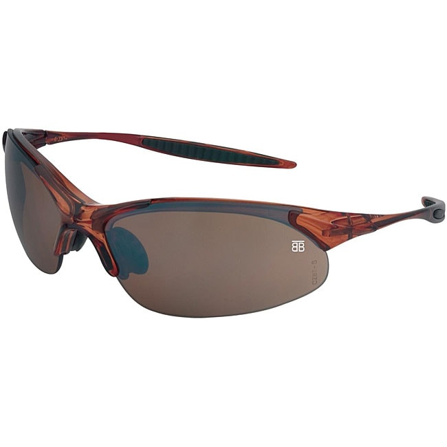 Be the Ball Crystal Brown BTB 430 Sport Sunglasses