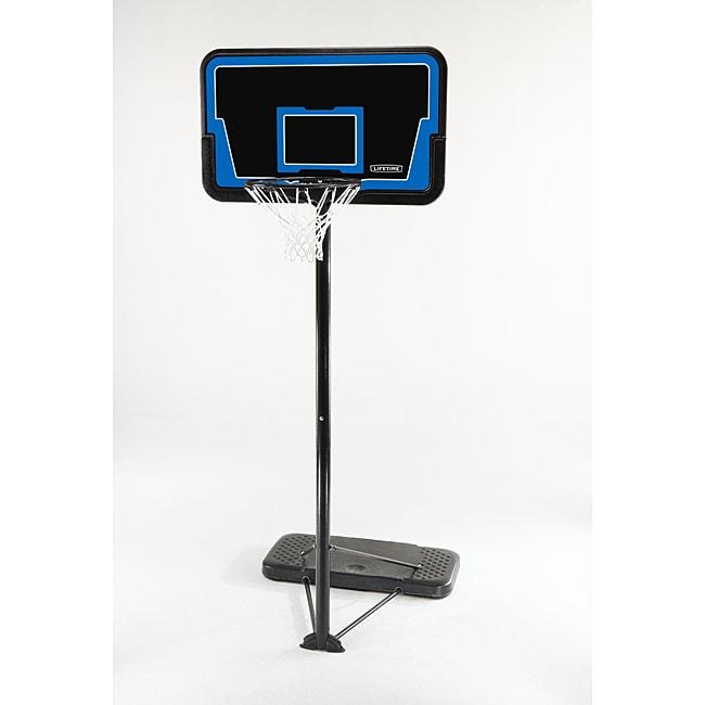 Lifetime Streamline 44-inch Portable Basketball System