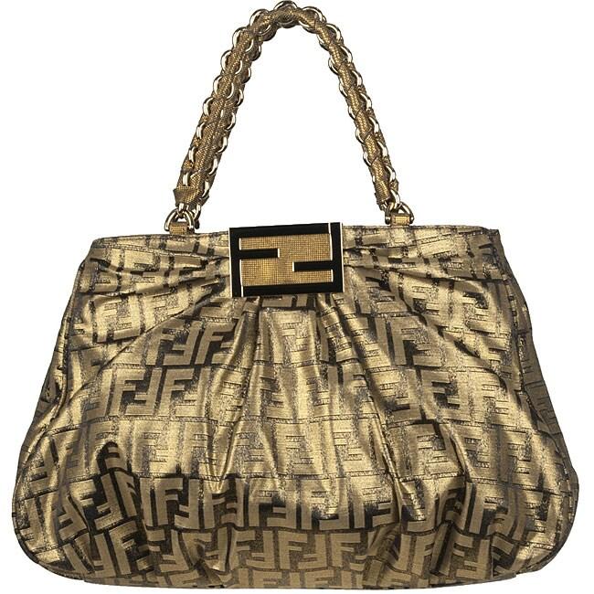 Fendi Mia Borsa Grande Shoulder Bag 105