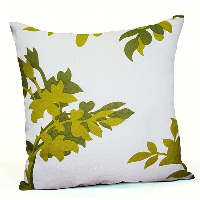 Jovi Home Foliage Decorative Pillow