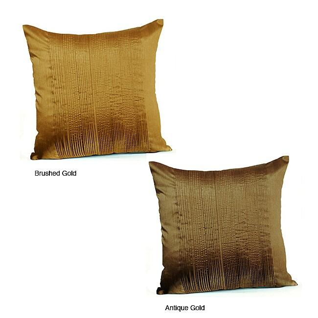 Jovi Home Metallica Decorative Pillow