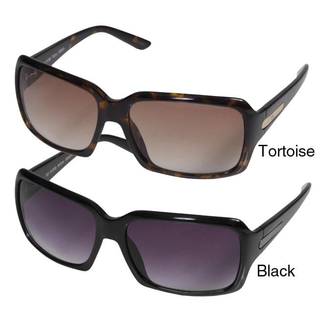 Kenneth Cole Women's KC6050 Oversized Sunglasses