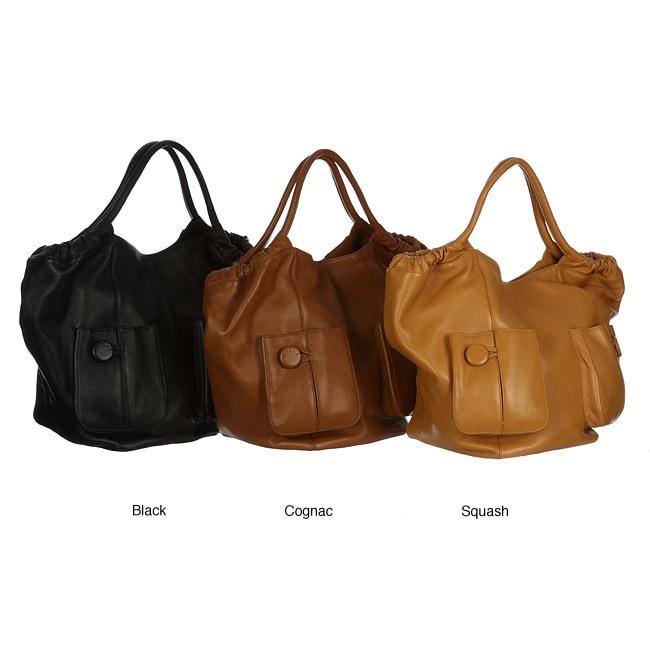 Bodhi Pebble Cargo Pocket Handbag