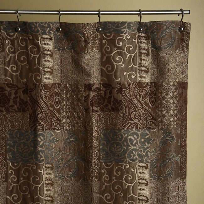 ... - Overstock.com Shopping - Great Deals on Croscill Shower Curtains