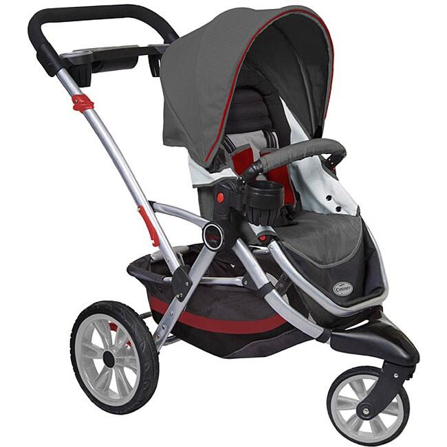 Kolcraft Contours Options 3 Wheeler Stroller
