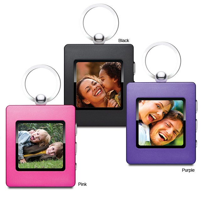 Shift3 Ultra-slim Digital Photo Keychain