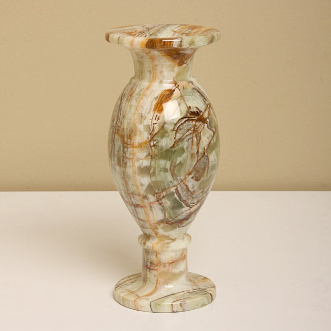 yx Stone Decorative Flower Vase Pakistan Overstock Shopping Great Deals