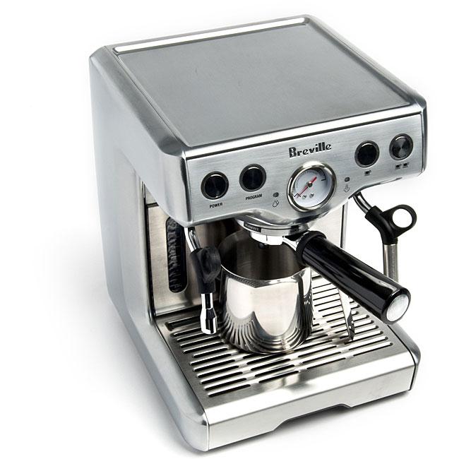 breville refurbished espresso machine