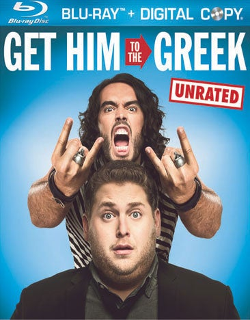 Get Him To The Greek (Collector's Edition) (Blu-ray Disc)