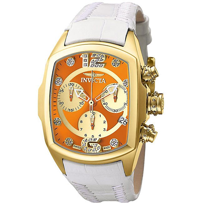 Invicta Diamond Lupah Jewelry and Watches - Shopping.com