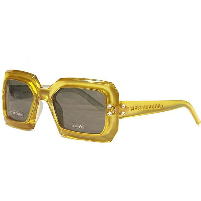 Marc Jacobs MJ147 Gold Fashion Sunglasses