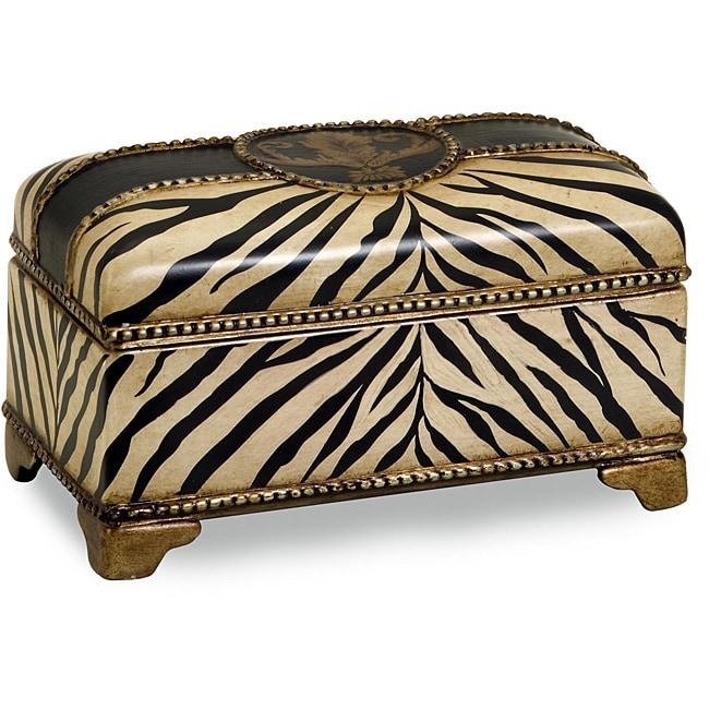 Porcelain Argento Desert Safari Box