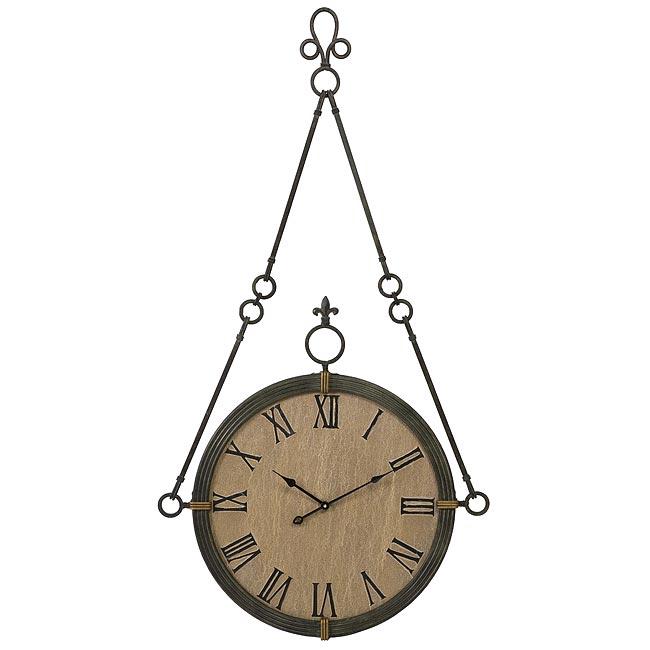 Regent Geometric Wall Clock