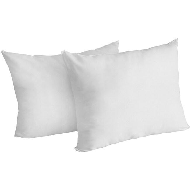 Sleepline Queen-size Deluxe Down Alternative Pillows (Set of 2)