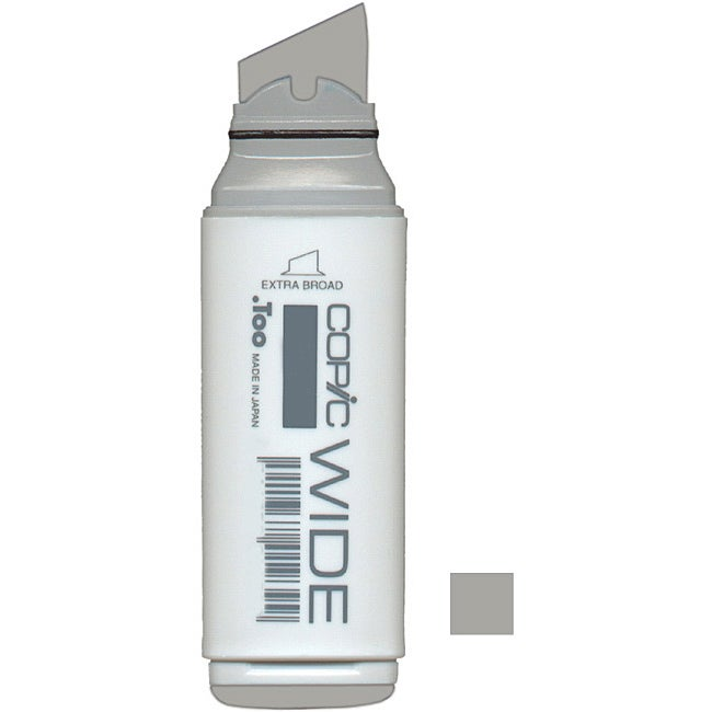 Copic Warm Grey Wide Marker