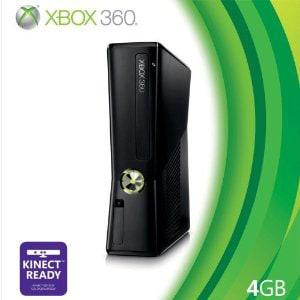 Xbox 360 - 4GB Console - By Microsoft