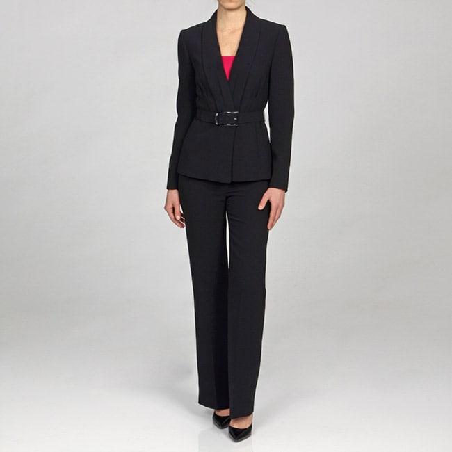 Innovative Womens Black Pant Suits Women Suits Women Suspender