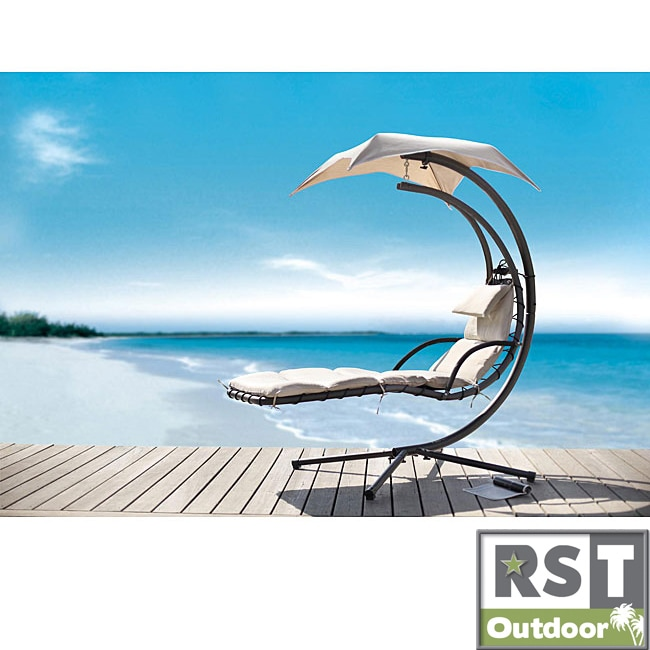 RST Dream Chair Patio Chaise Lounge with Umbrella