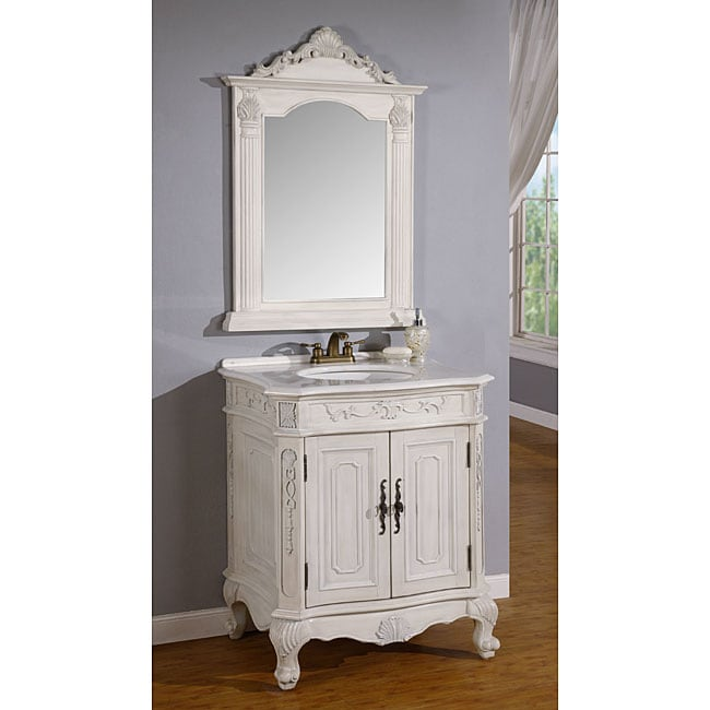 ica furniture bella bathroom vanity cabinet and mirror 13040516