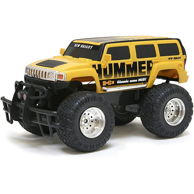 Remote Control 1:14-scale Full Function 6v Hummer H3