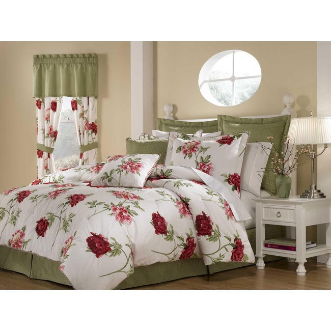 Lorelei 8-piece Full-size Comforter Set