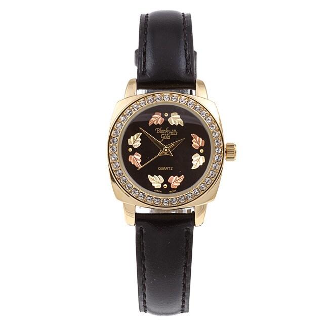 Black Hills Women's Gold Watch