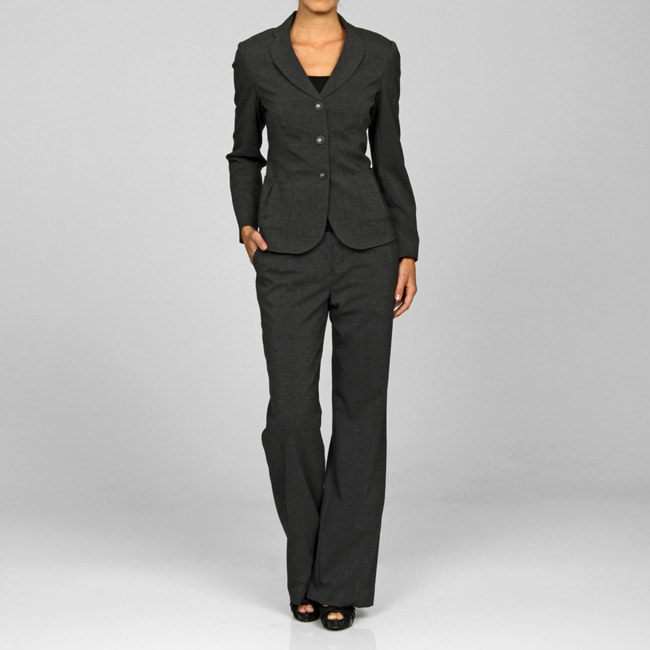 Fantastic  Suits Business Casual Grey Blazers Suit Separates Woman Suit Pant