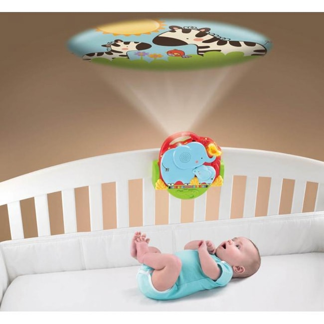 Fisher-Price Crib 'n Go Projector Soother