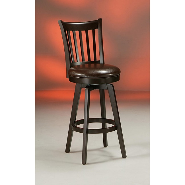 Woodhaven 26-inch Brown Counter Stool