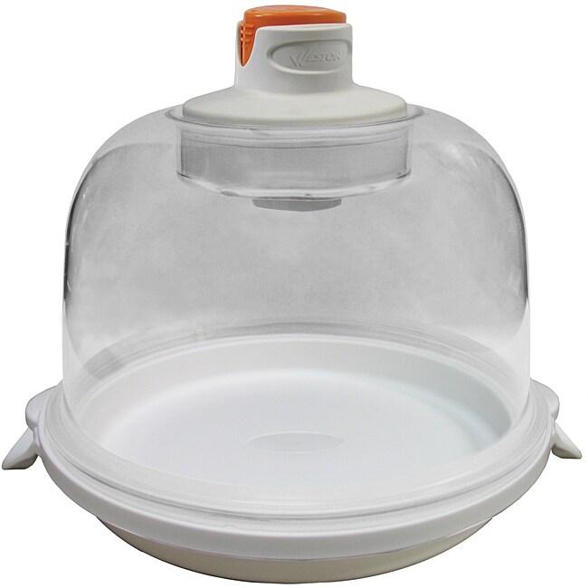 Weston AutoFresh Vacuum Dome Storage Container