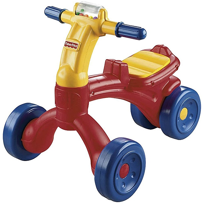 Fisher-Price Bright Beginnings Ready Steady Ride On