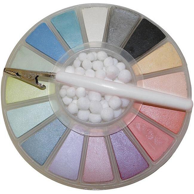 Inkadinkado Pastels 16-piece Blending Chalks