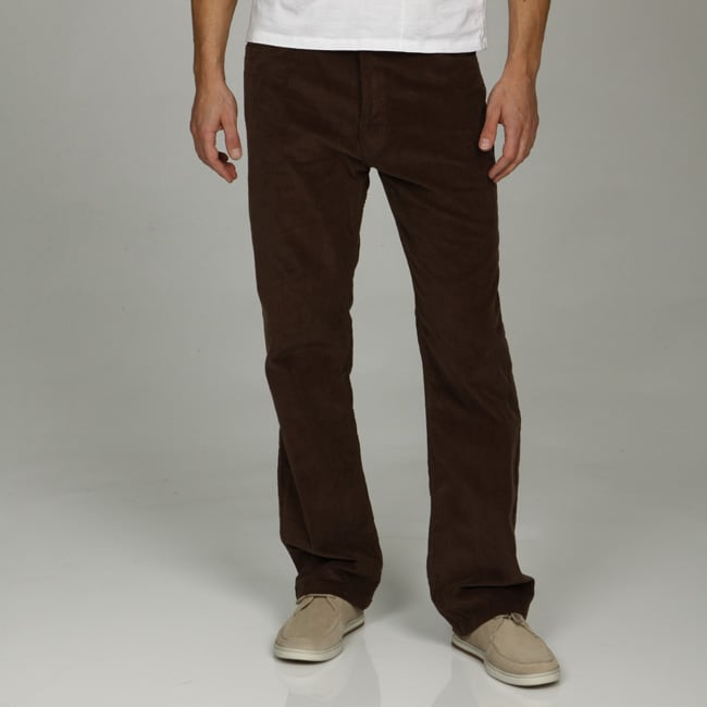 George & Martha Men's 5-pocket Corduroy Pants