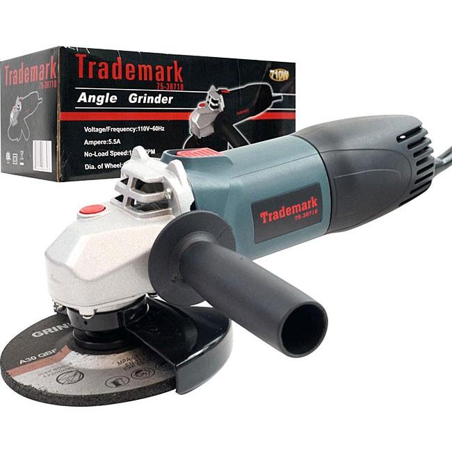 Stalwart 710-watt Electric Angle Grinder