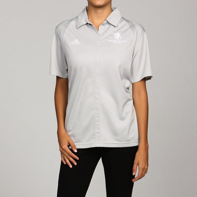 Adidas Women's 'Wounded Warrior Project' Polo Shirt